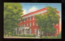 Culpeper, Virginia, Lord Culpeper Hotel (CulpeperVA6)