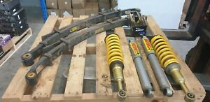 """Toyota Hilux KUN26 2005 to early 2015 2"""" lift kit TJM toughdog used"""