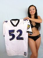 Ray Lewis signed autographed autograph Ravens authentic Reebok stitched jersey