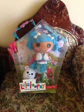 NIB Large LALALOOPSY DOLL MITTENS FLUFF N STUFF & Pet HARD TO FIND Retired 2009