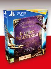 WONDERBOOK IL LIBRO DEGLI INCANTESIMI PLAYSTATION 3 PS3 NUOVO CONFEZIONATO