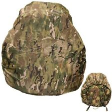 SMALL RUCKSACK COVER 45L DAYSACK ARMY BTP MTP CAMOUFLAGE COVER WATER RESISTANT