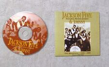 JACKSON 5 & JOHNNY - THE BEGINNING 1968/1969 50 YEARS OF GOLDEN GREATS SLAM 0068