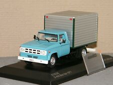 DODGE D 400 BOX VAN 1971 WHITEBOX 1/43 Ref WB275T