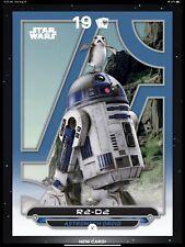 Topps Star Wars Digital Card Trader Platinum Death Trooper Insert