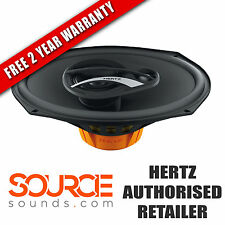 "Hertz DCX-690 6"" x 9"" Coaxial Speaker Set - FREE TWO YEAR WARRANTY"