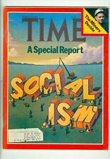 1978 Time Magazine: Socialism- Special Report/Coal Miners