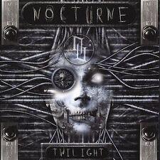 Nocturne - Twilight  (CD, Aug-1999, Triple X Entertainment) METAL
