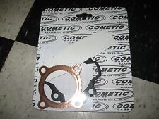 NEW Yamaha PW80 PW 80 COMETIC TOP END GASKET KIT 50 MM 1983 TO 2001