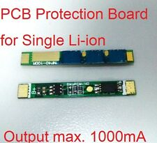 PCB Charger for Single cell Battery 3.6V 18650 Li-ion Ni-Cd Ni-MH Power max. 1A