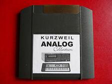 Iomega zip ANALOG presets sounds Kurzweil k2600 k2500 k2000r pc3k6 pc3k7 pc3k8