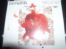 Foo Fighters – Times Like These (CD 1) Australian CD Single – Like New
