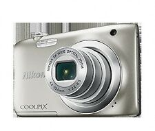 Camara Nikon Coolpix A100 Platapalo selfie