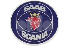 NEW Saab 9000 Saab-Scania Trunk Emblem Badge (90-98 9000 4D) OEM Genuine 4094777