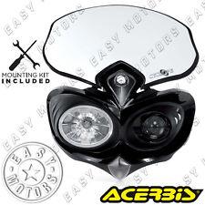 0003002.010 - ACERBIS PLASTICA MASCHERA FARO CYCLOPE MOTO CROSS NAKED
