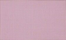 Fat Quarter Gingham Lilac 100 Cotton Quilting Fabric Makower