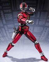 New S.H.Figuarts Space Sheriff SHARIVAN Action Figure BANDAI TAMASHII NATIONS