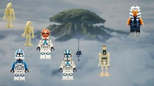 LEGO® Minifiguren Star Wars Klonkriege / Clone Wars - zum auswählen - NEU