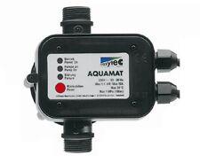 Pumpensteuerung Druckschalter Presscontroll von Easytec Hauswasserwerk Aquamat