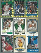 2020-21 Donruss - Inserts - Yellow Green Holo - Complete Your Set