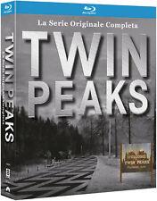 TWIN PEAKS - STAGIONE 01-02  8 BLU-RAY  COFANETTO