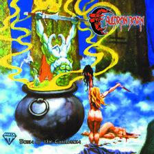 CAULDRON BORN - Born of the Cauldron (NEW*US PROG/POWER METAL*FATES WARNING)