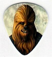 COLORFUL CHEWBACCA CUSTOM MADE NOVELTY PICTURE GUITAR PICK!!!