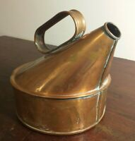 Collectable Vintage Copper Pouring Vessel