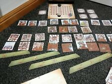 Renegade CASTLES OF CALADALE Fantasy Tile Building Board Game. IMMACULATE