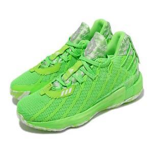 adidas Dame 7 GCA Lillard I Am My Own Fan Solar Green Men Basketball Shoe FY2797