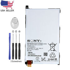 100% New Battery LIS1529ERPC For SONY Xperia Z1 mini D5503 Z1 Compact M51W+Tools