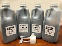 4 (512g) TN-414 Copier Refill Toner for Konica Minolta Bizhub 363, 423 (A202030)