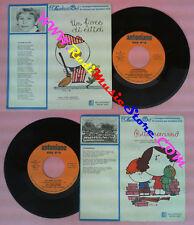 LP 45 7'' ZECCHINO D'ORO Un fiore di citta' Ritorneranno ANTONIANO no cd mc vhs*