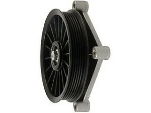 For 1985 Buick Somerset Regal A/C Compressor Bypass Pulley Dorman 137177GF 1985
