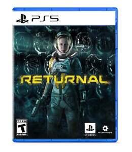 Returnal ( Sony PlayStation 5, 2021)