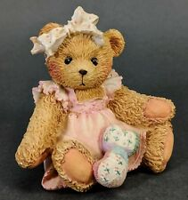 Cherished Teddies ~ Amy - Hearts Quilted With Love (910732) *Mint*