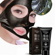 NEW Black Mud Deep Cleansing Pilaten Blackhead Remover Purifying Peel Face Mask