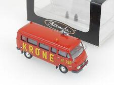 Brekina 13257 Mercedes MB L 206 D Kombi Circus Krone 199 OVP SG 1604-08-22