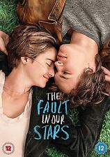 The Fault In Our Stars (DVD 2015)