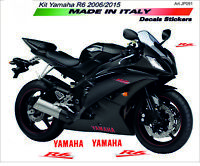 Kit Adesivi per Yamaha R6 2006/2015