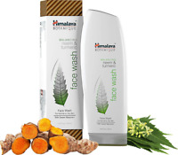 Himalaya Botanique Neem & Turmeric Natural Face Wash & Cleanser 5.07 Oz/150 ml