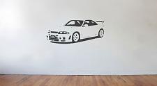 Nissan Skyline R33 GTR Nismo 400R wall art decal / sticker (HUGE) Drift Import