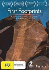 First Footprints (DVD, 2014, 2-Disc Set)