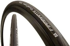 2 vredestein copertone bicicletta corsa copertoncino 700 x 25 fiammante nero