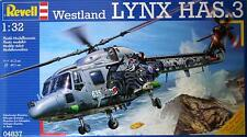 KIT REVELL 1:32 ELICOTTERO WESTLAND LYNX HAS. 3 ART  04837
