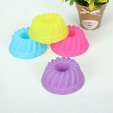 Silicone Pan Ring Shaped Cake Pastry Bread Mold Tray Mould Bakeware Kitchenwar
