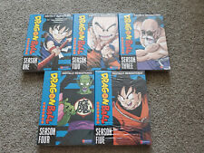 Dragon Ball: The Complete Series Season 1-5 (DVD 25-Disc Box Set) Remastered NEW