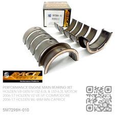 "ACL RACE MAIN BEARINGS -0.010"" V8 GEN IV LS2/LS3 [HOLDEN VZ-VE-VF COMMODORE]"