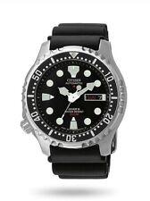 Orologio da uomo Citizen Promaster Diver's Automatic 200 mt NY0040-09E NUOVO