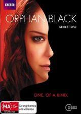Orphan Black : Series 2 (DVD, 2014, 3-Disc Set)